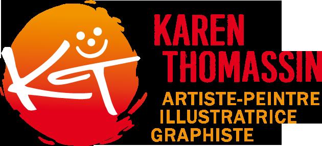Karen Thomassin Artiste